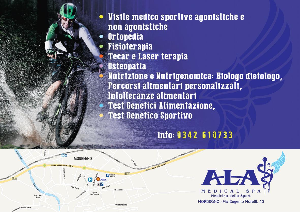 VOLANTINO A5 - ALA 015